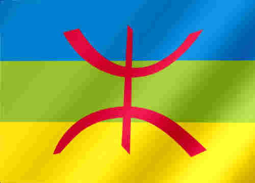 drapeau amazigh1 300x214 Amazigh : Signification du Drapeau Amazigh