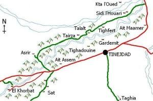 TINEJDAD 300x199 Le ksar El Khorbat Oujdid