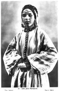 amazigh caftan1 Caftan traditionnel  amazigh marocain