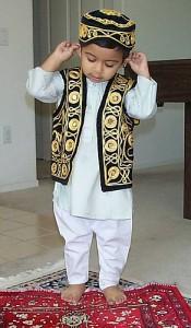Amazigh KIds : Apprendre la prière [vidéo]