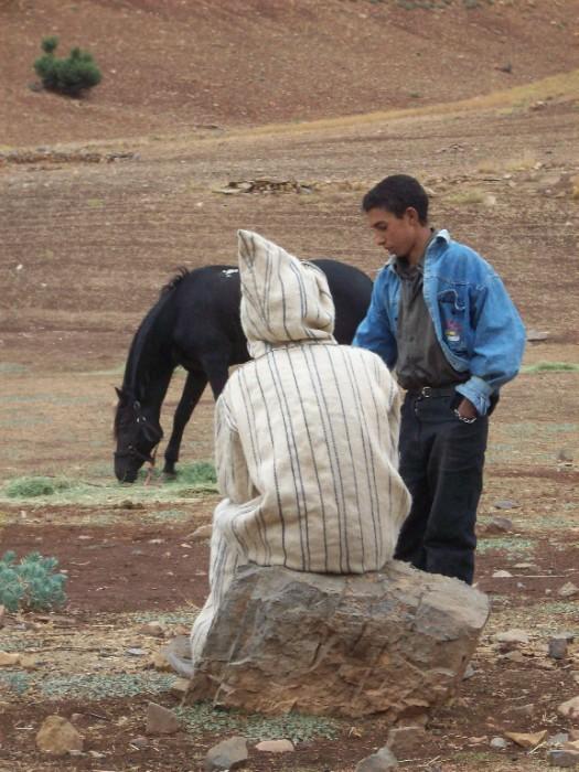 villages berberes amazigh maroc Zoom sur la vie dans le village Sremt