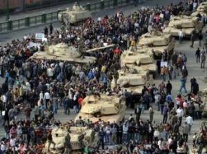 Egypte : Le vendredi  du départ
