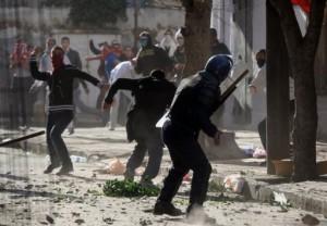 Amazigh Alger : Manifestation amazigh Kateb le 12/02/11