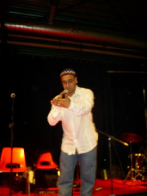 Théâtre amazigh avec Rachid Aslal