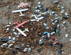 Le Japon : Images apocalyptiques