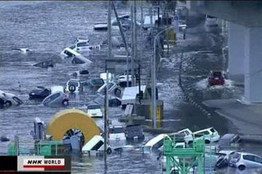 Japon :  tsunami et le danger nucléaire