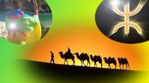 1ére Caravane  Amazighe en Algérie: