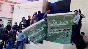 Amazigh Libye :  Le début de la fin pour Khadhafi