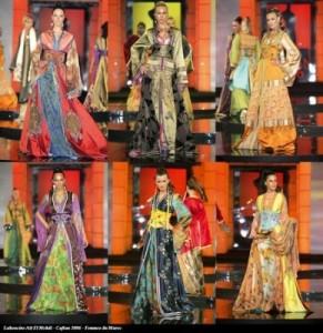 Amazigh Caftan : la tenue berbère