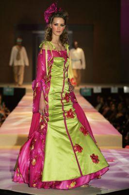 Caftan 2011: Vogue zaman marocain