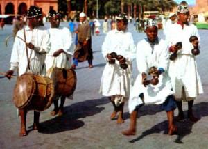 Festival Gnaoua 2012 à Essaouira au Maroc